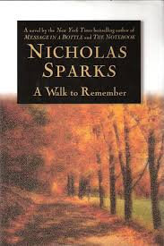 book review a walk to remember constantscribbles image
