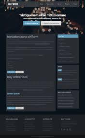 two column css web templates zypop deiform
