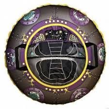 <b>Тюбинг</b> Летающая тарелка 100 см <b>RT</b>, цвет , артикул 431818 ...