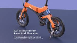 <b>Onebot S6 electric</b> bicycle design