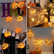 Ga <b>Halloween LED Decorative</b> Pumpkin Shape Tree Lights-buy at a ...