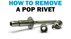 How to Remove <b>POP Rivets</b> Without Surface Damage | Fasteners 101