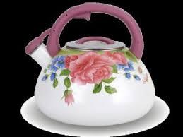 <b>Чайник эмалированный</b> KELLI KL-4197 со свистком <b>3.5</b>л купить ...