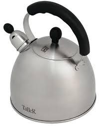 """<b>Чайник Taller</b> """"Norman"""" со свистком, <b>2</b>,<b>5 л</b>. TR-1342 — купить в ..."""