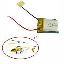 3.7 В 180 мАч <b>Lipo Аккумулятор</b> для <b>Syma</b> S107 S107G Skytech ...