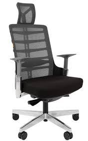 <b>Офисные кресла Chairman</b>