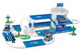 Детский игровой <b>набор полиция</b> Kid Cars 3D <b>Wader</b> 53320 оптом ...