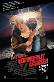 wrongfully accused of extra large movie poster image imp extra large movie poster image for wrongfully accused 2 of 3
