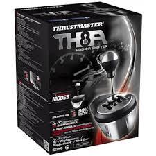 <b>Коробка передач Thrustmaster TH8A</b> Shifter Add-On для PS3 / PS4 ...