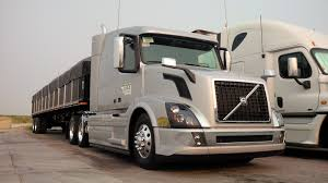 Volvo North America Driving Volvo39s 6x2 With Adaptive Loading Truck News