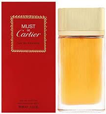 <b>CARTIER Must</b> De <b>Cartier</b> Women Eau <b>de Toilette</b> 100 ml: Amazon ...