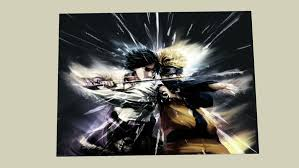 <b>Sasuke and Naruto</b> | 3D Warehouse