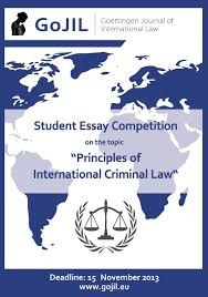 law essay international law essay