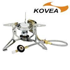 Мульти-топливная газовая <b>горелка KOVEA</b> Booster Dual Max <b>KB</b> ...