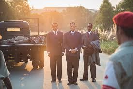 New Clip, Pics from BET's Nelson Mandela Miniseries, Starring ...