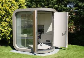 Contemporary Workspace For Modern Lifestyle  OfficePOD  N