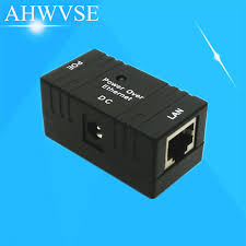 2pcs/lot NEW <b>10M</b>/<b>100Mbp Passive POE Power</b> Over Ethernet RJ ...