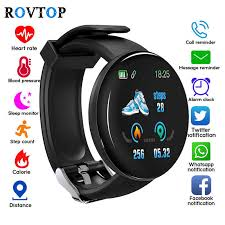 D13 Smart Watch <b>116 Plus</b> Heart Rate Watch <b>Wristband</b> Sports ...