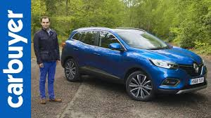 <b>Renault Kadjar</b> SUV 2019 in-depth review - Carbuyer - YouTube