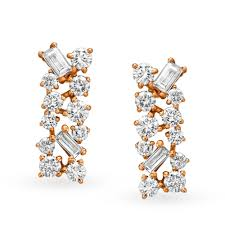 Buy <b>Diamond Earrings</b> Online | Womens <b>Diamond Earrings</b> Designs ...