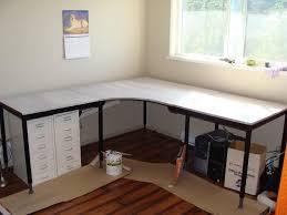ikea white corner desk with attractive office furniture corner desk
