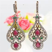 Shop SUNSPICE <b>MS</b> Long Indian Earring Retro Vintage <b>Jewelry</b> For ...