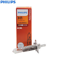 <b>Philips</b> Vision <b>H1 12V 55W</b> P14.5s 12258PRC1 +30% Bright ...