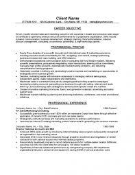 cover letter resume s objective resume objective s cover letter good sample resume objectives for customer service medical s representative objective xresume s objective