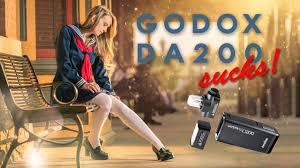 <b>Godox</b> AD200 sucks! - YouTube