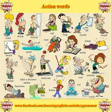 action verbs clipartfox action verbs explained using
