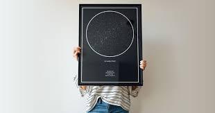 The <b>Night Sky</b> - the Original Custom Star Map with over 25,000 ...