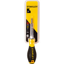 <b>Отвёртка со сменными</b> битами Stanley 6 предметов в ...