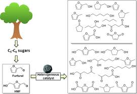 Metal Catalysts for the Efficient Transformation of Biomass‐derived ...