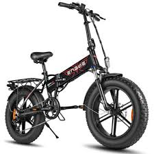[eu direct] <b>engwe</b> ep-2 <b>pro</b> 12.8ah <b>750w</b> fat tire folding electric bike ...