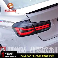 Online Shop <b>Car Styling</b> case for BMW F35 F30 318i <b>taillights</b> 2013 ...