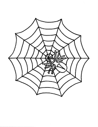 Small Picture Spiders Can Spin Amazing Spider Web Coloring Page Spiders Can