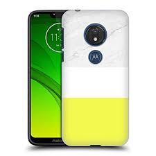 Official ARTbyJWP Yellow <b>Marble</b> Colours <b>Hard</b> Back <b>Case</b> ...
