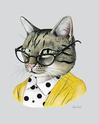 Tabby Cat by <b>Berkley</b> Illustration   Cat art print, Cat tattoo, Cat art