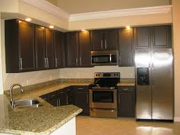 repaint kitchen cabinets bright