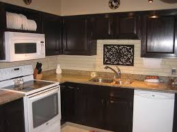 gel stain kitchen cabinets: image of gel staining kitchen cabinets with oak