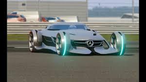 <b>Mercedes</b>-<b>Benz Silver</b> Arrow Concept Top Gear at Silverstone ...
