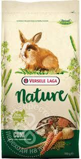 Купить <b>Корм</b> для кроликов <b>Versele</b>-<b>laga Nature</b> Cuni 700г с ...