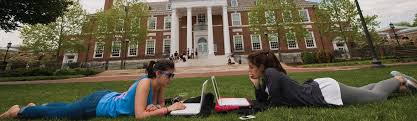 Johns Hopkins University campus The Princeton Review