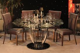 dining room ideas top 25 images photos of how to decorate a round glass art deco dining table 8