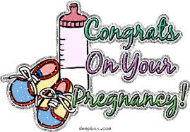 Image result for congratulations new pregnancy