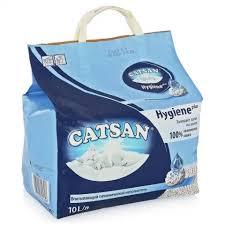<b>Наполнитель</b> впитывающий <b>Catsan 10л</b> купить в Санкт-Петербурге