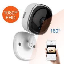 SANNCE <b>HD 1080P</b> Fisheye <b>IP</b> Camera Wireless <b>Wifi Mini</b> Network ...