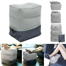 Buy Diau Charn <b>Portable Travel Inflatable Foot</b> Pad Footrest Pillow ...