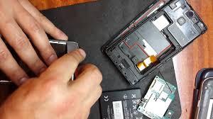Sony Xperia V замена экрана - YouTube
