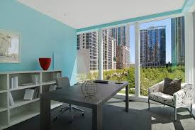aqua parkhomes in chicago il contemporary home office chicago home office